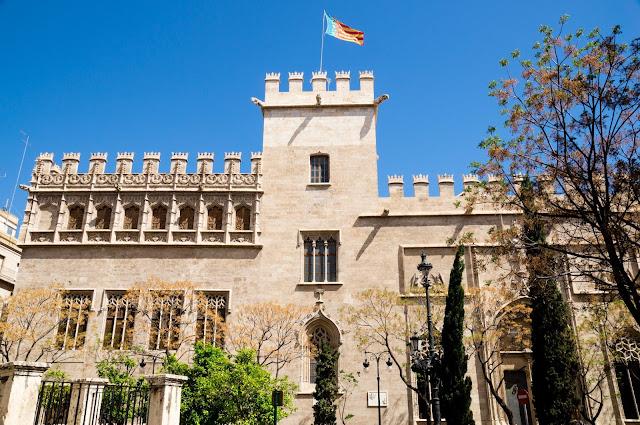Torre de Seda, Valencia