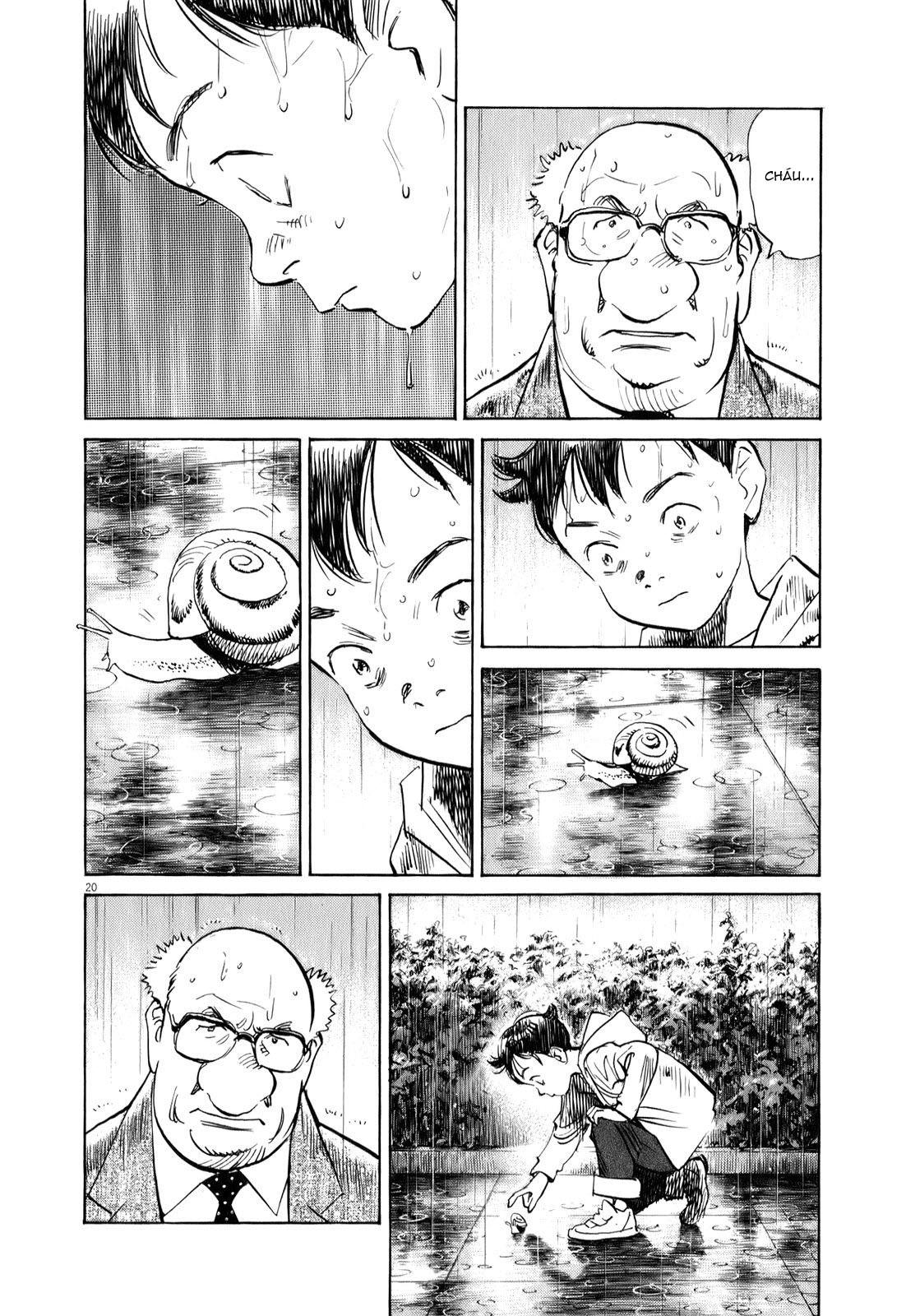 Pluto chapter 57 trang 23