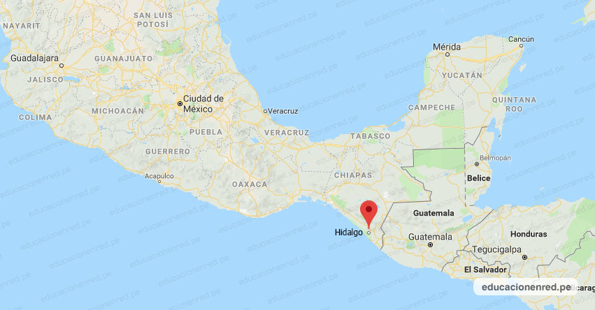 Temblor en México de Magnitud 4.2 (Hoy Domingo 02 Febrero 2020) Sismo - Epicentro - CD. Hidalgo - Chiapas - CHIS. - SSN - www.ssn.unam.mx