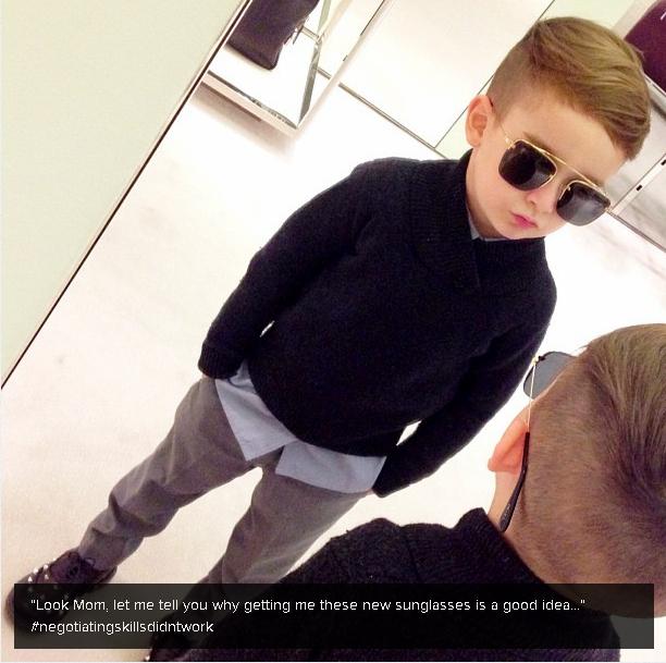 MY FUTURE SON, I BEG YOU GOD