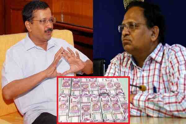 kejriwal-sarkar-pwd-scam-exposed-fake-bill-generated-for-payment