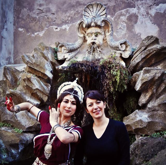 Danza Odissi Roma Marialuisa Sales Neriene