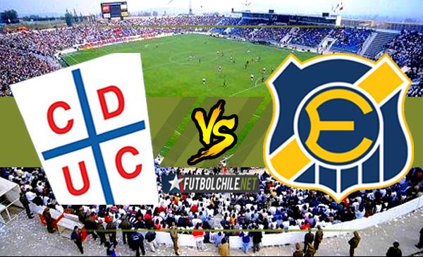 Universidad Católica  vs Everton