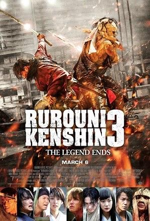 Rurouni Kenshin 3 (2014) DVDRip Latino