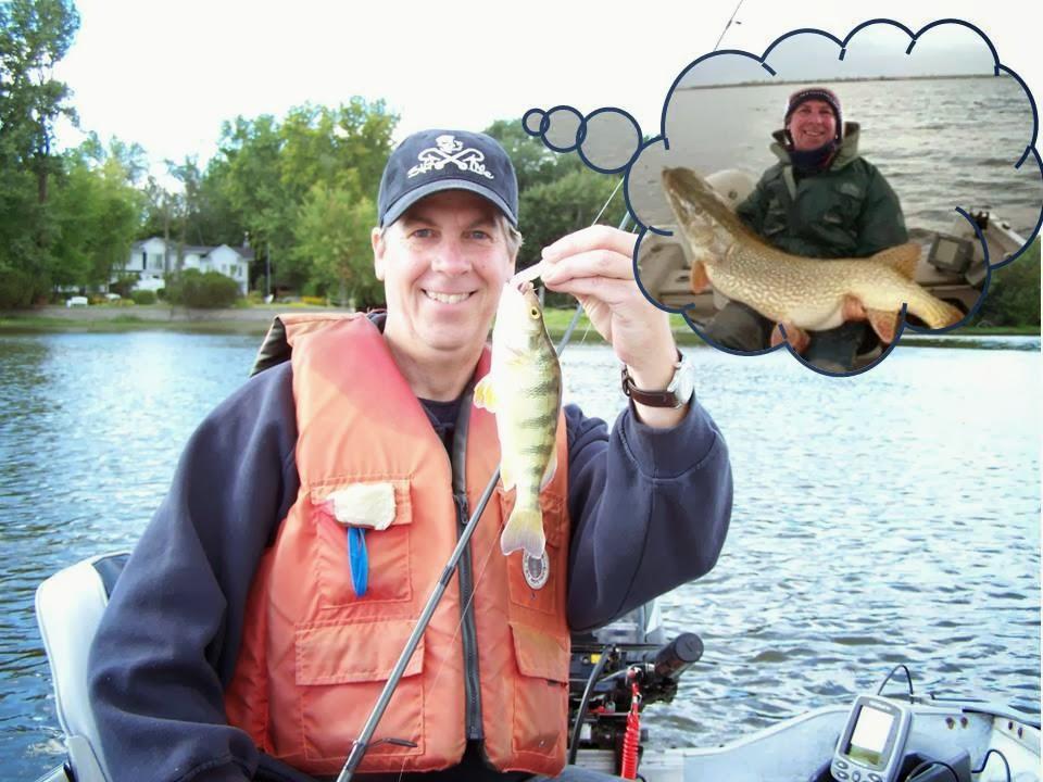Quoi faire quand le poisson ne mord pas;Daniel Lefaivre;Parlons pêche;fishing;pêche au québec;