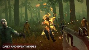 Into The Dead 2 Mod Apk Unlimited Money & Ammo for Android