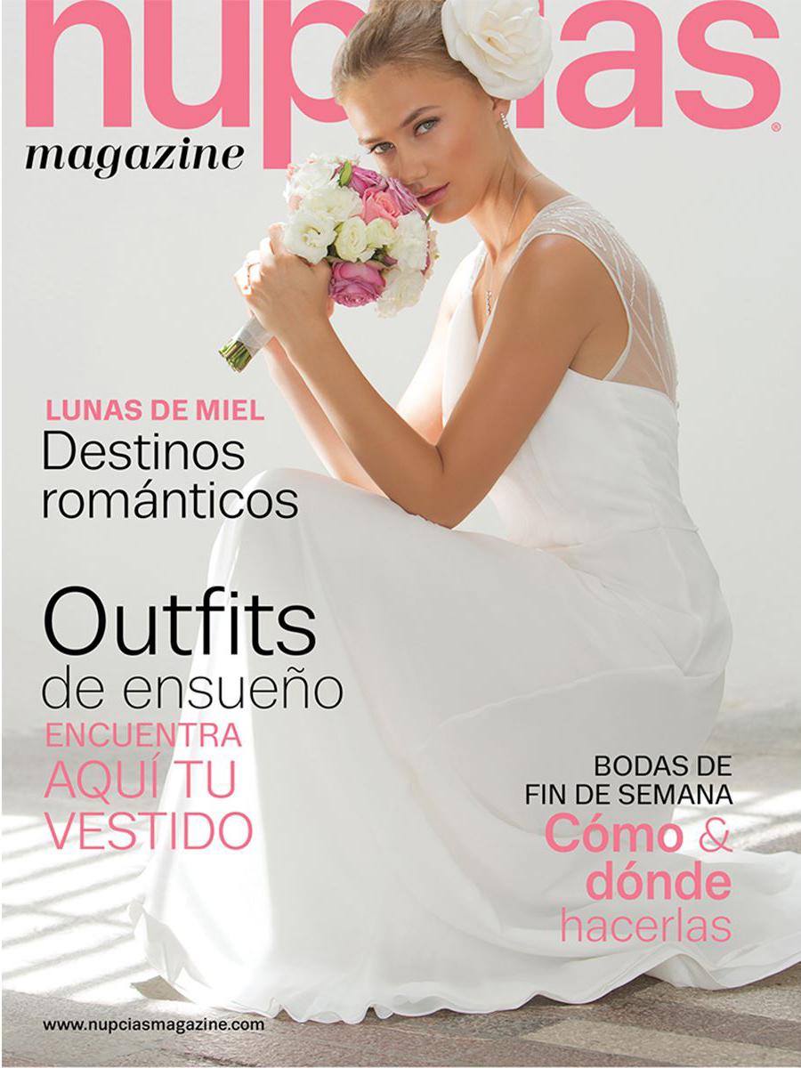 24a696d0e Brigita Maldutyte   NUPCIAS Magazine Cover Story