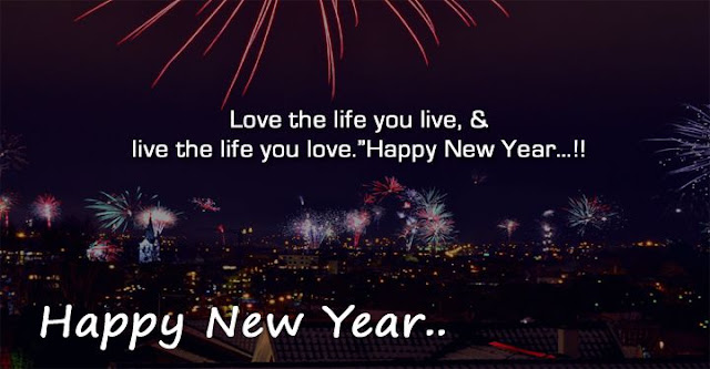 Happy New Year WhatsApp Status in English