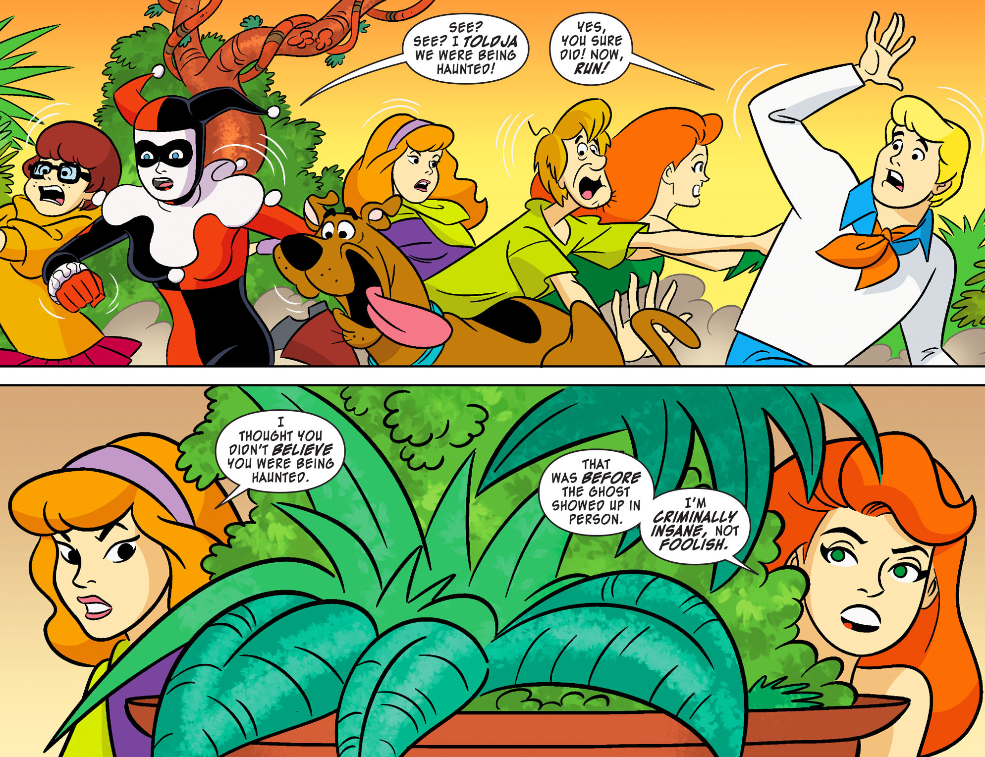Read online Scooby-Doo! Team-Up comic -  Issue #23 - 14