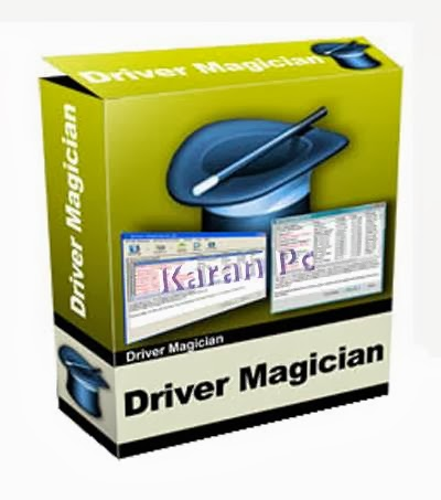 Driver Magician 4.5 + Key