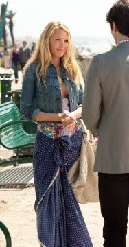 2f053ac4461 Apparel TV  Serena Van Der Woodsen Working Summer Fashion Trends
