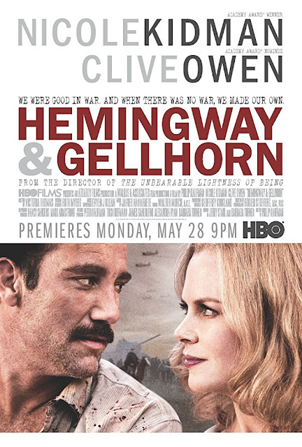 Hemingway & Gellhorn (2012) ταινιες online seires oipeirates greek subs