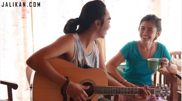 Lirik dan  chord Lagu Tuangan Langka Bayu Cuaca
