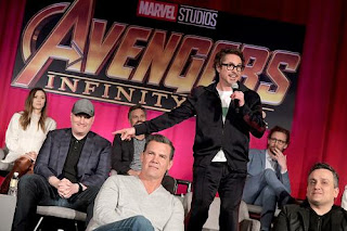 """Avengers 4"""" Title Release Date Revealed By Kevin Feige"""