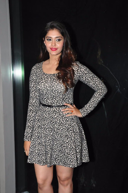 Actress Surabhi Latest photos at vivo mobile launch
