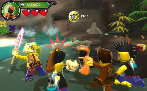 LEGO NINJAGO SHADOW OF RONIN FREE DOWNLOAD ~ Androids Games for FREE