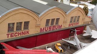 Technikmuseum Speyer, Liller Halle