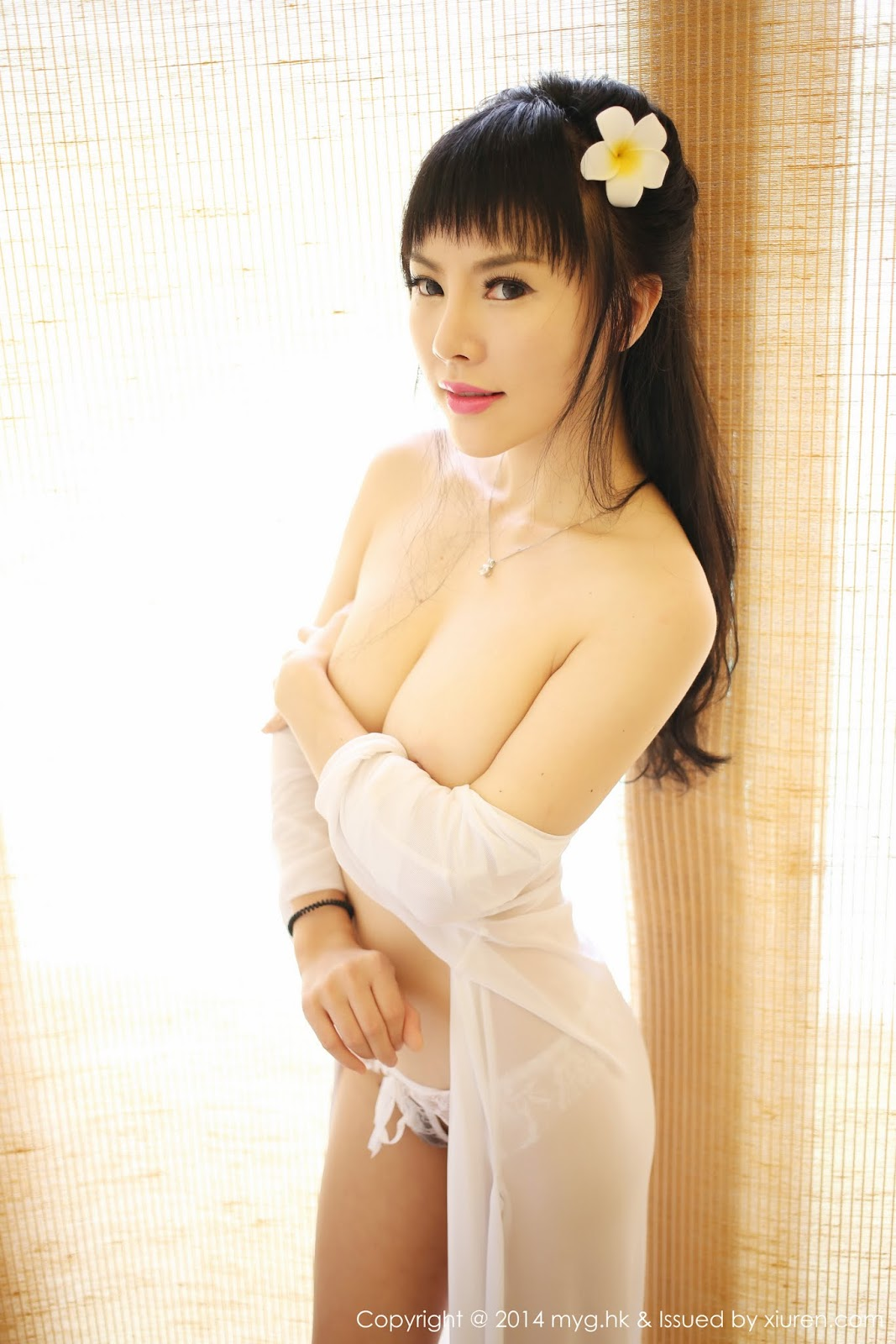 0048 - Sexy Nude Model MYGIRL VOL.49