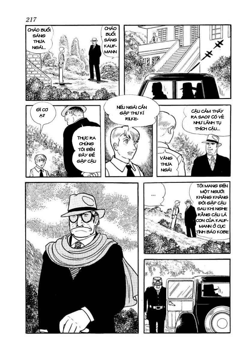 Adolf chap 19 trang 28
