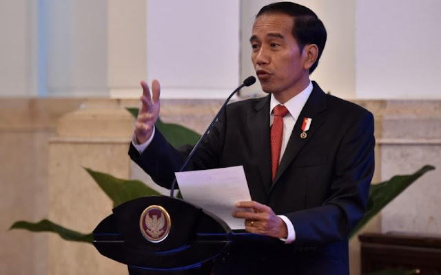 Terima Laporan BPS, Jokowi: Penduduk Miskin Indonesia Menurun 0,52%