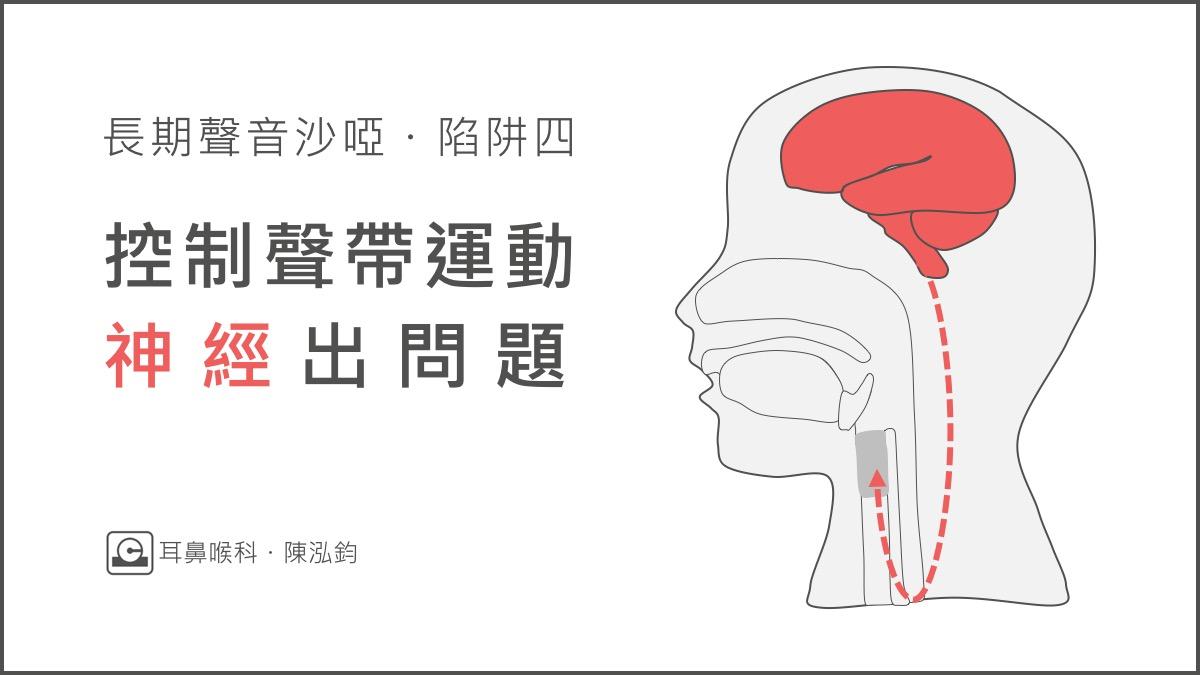 陳泓鈞醫師|新竹耳鼻喉專科推薦: 長期聲音沙啞未必是聲帶長繭,您應該要注意的五大陷阱