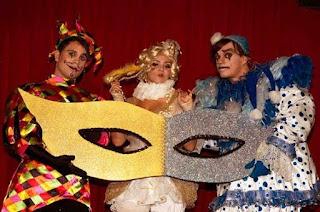 West Shopping apresenta o teatro infantil 'O Beijo do Arlequim'