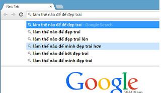 Tìm kiếm trên web trong Chrome