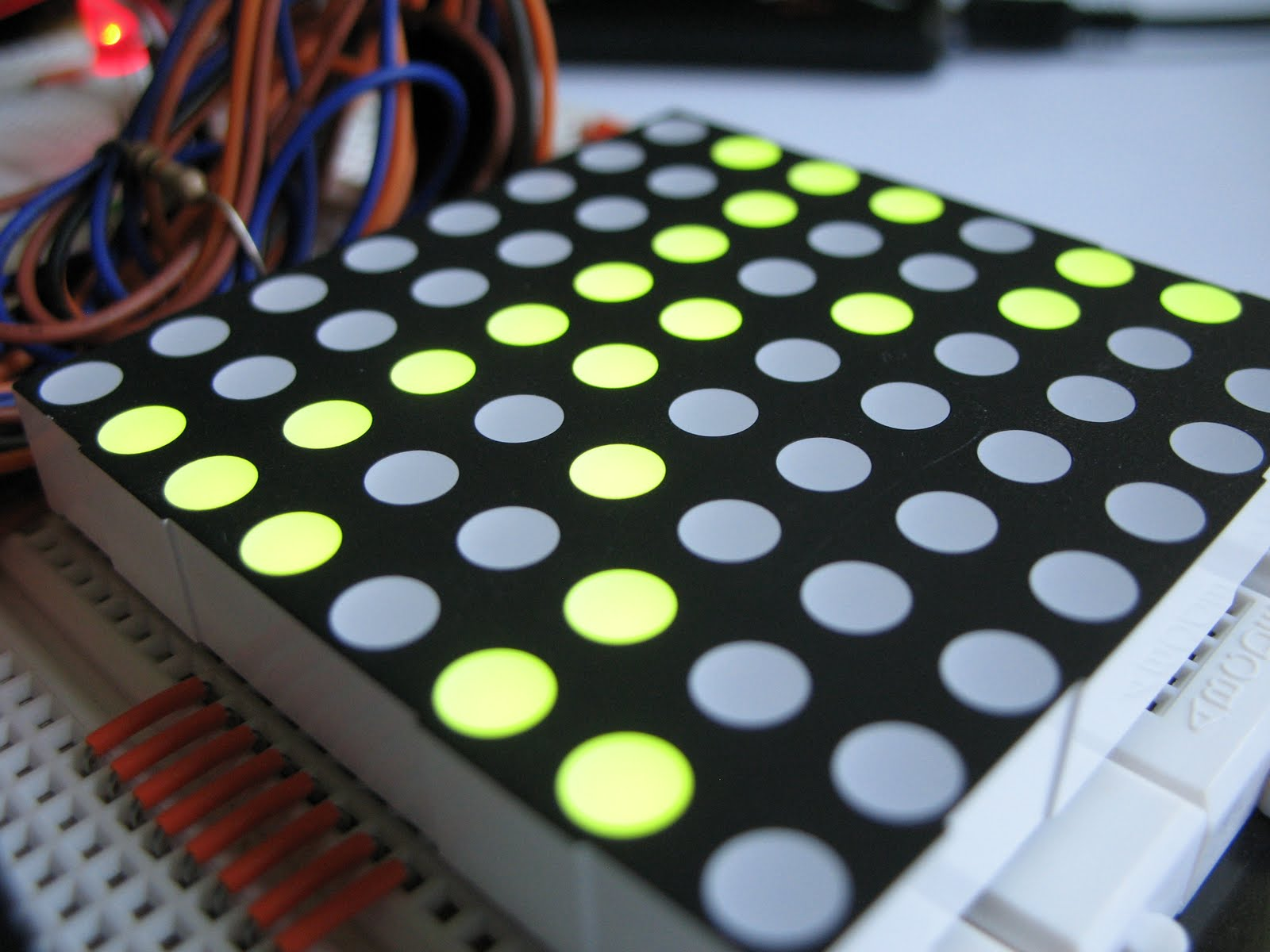 Electronic Experiments Ds1307 Real Time Clock Module Electronicslab Dot Matrix Led 8x8 Max 7219