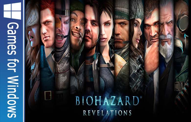 Resident Evil Revalations Cover www.gamerzidn.com