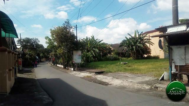 Tanah bonus Bangunan di Umbulharjo dekat Kampus UAD