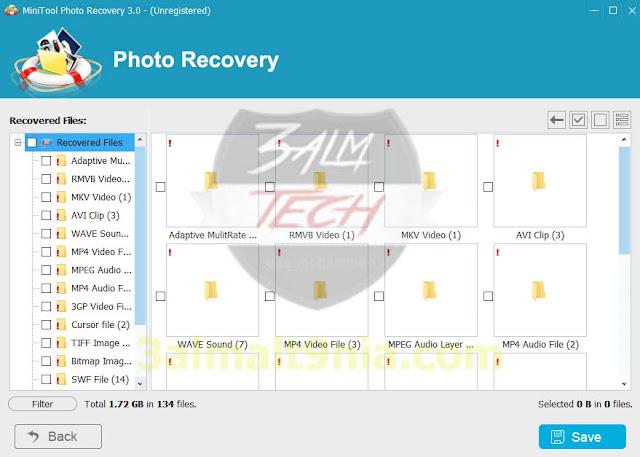MiniTool Photo Recoveryv - عالم التقنيه