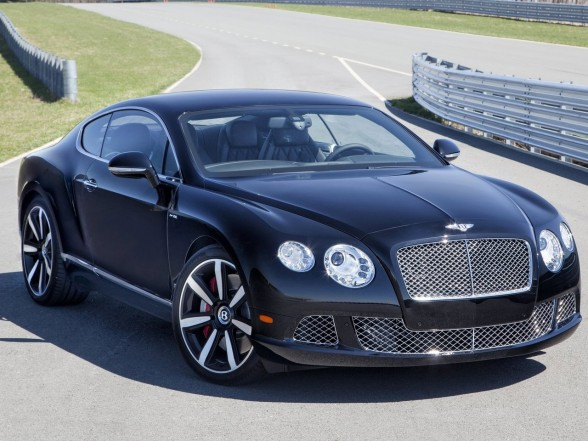 Bentley continental le mans price