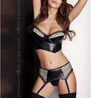 sujetador bustier virgin de sensualite lencería