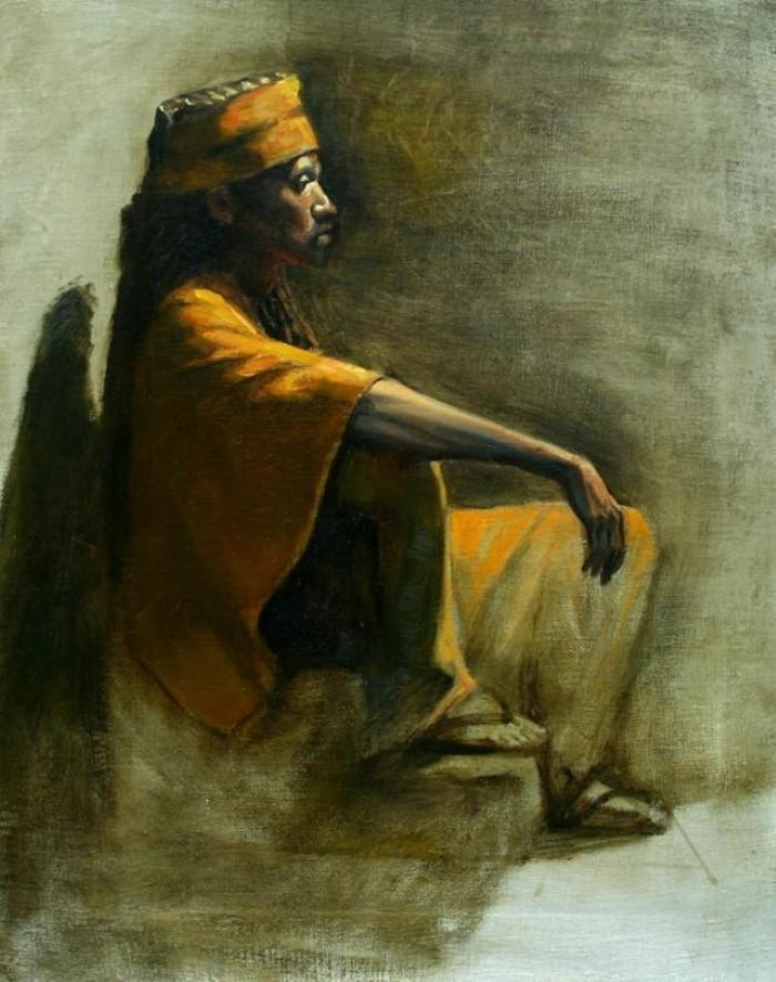 Современные художники Америки. Jonathan Jungsuk Ahn 11