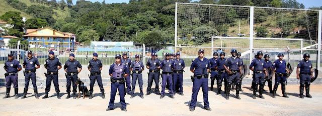 Aberto concurso público para preencher 47 vagas na Guarda Municipal de Cajamar