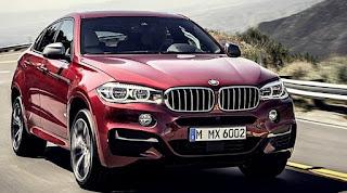 2019 BMW X6 Modifications, prix et spécifications du moteur Rumeur