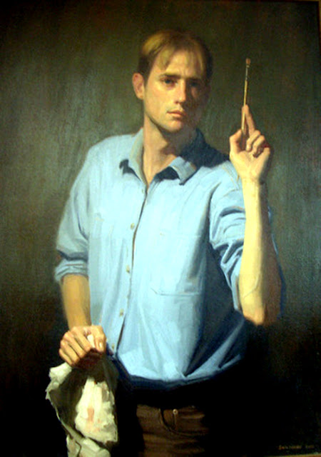 Samuel Wade, Portraits of Painters
