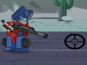 Transformers Games: Kre-o Prime Vs Zombies