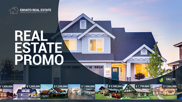 Videohive - Real Estate Promo 19563402 - Free Download