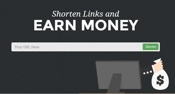 how to earn money with shorten url