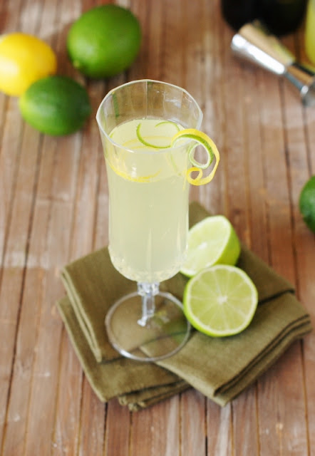 Sparkling Limoncello Cooler Photo