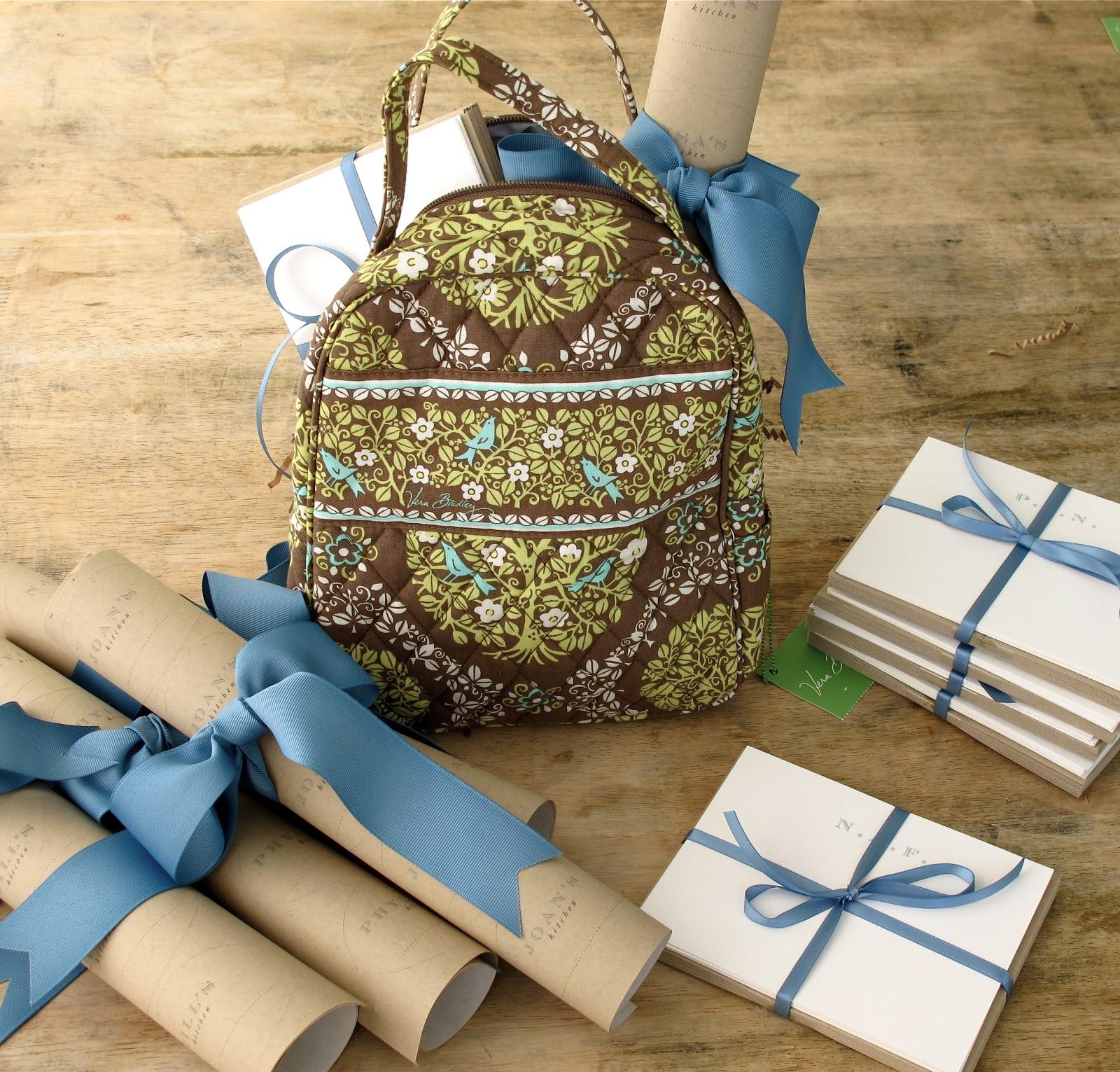 Jenny Steffens Hobick: Shower Hostess Gifts