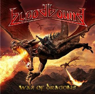 "Το τραγούδι των Bloodbound ""Stand And Fight"" από το album ""War of Dragons"""
