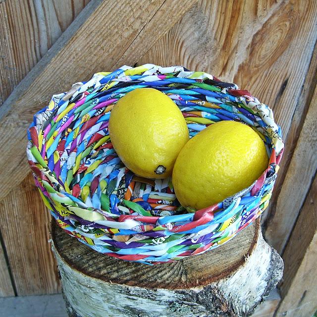 miska na owoce