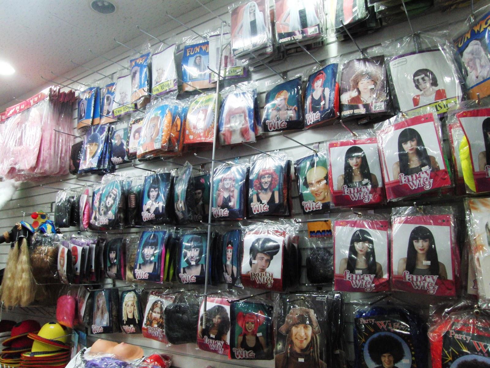 Wigs In Korea