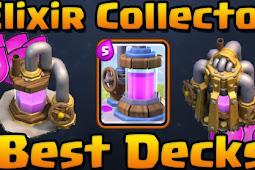 Elixir Collector Clash Royale