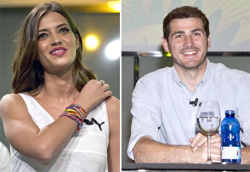 0ad37d346d7c Noticias España  Iker Casillas y Sara Carbonero ponen rumbo a Brasil ...