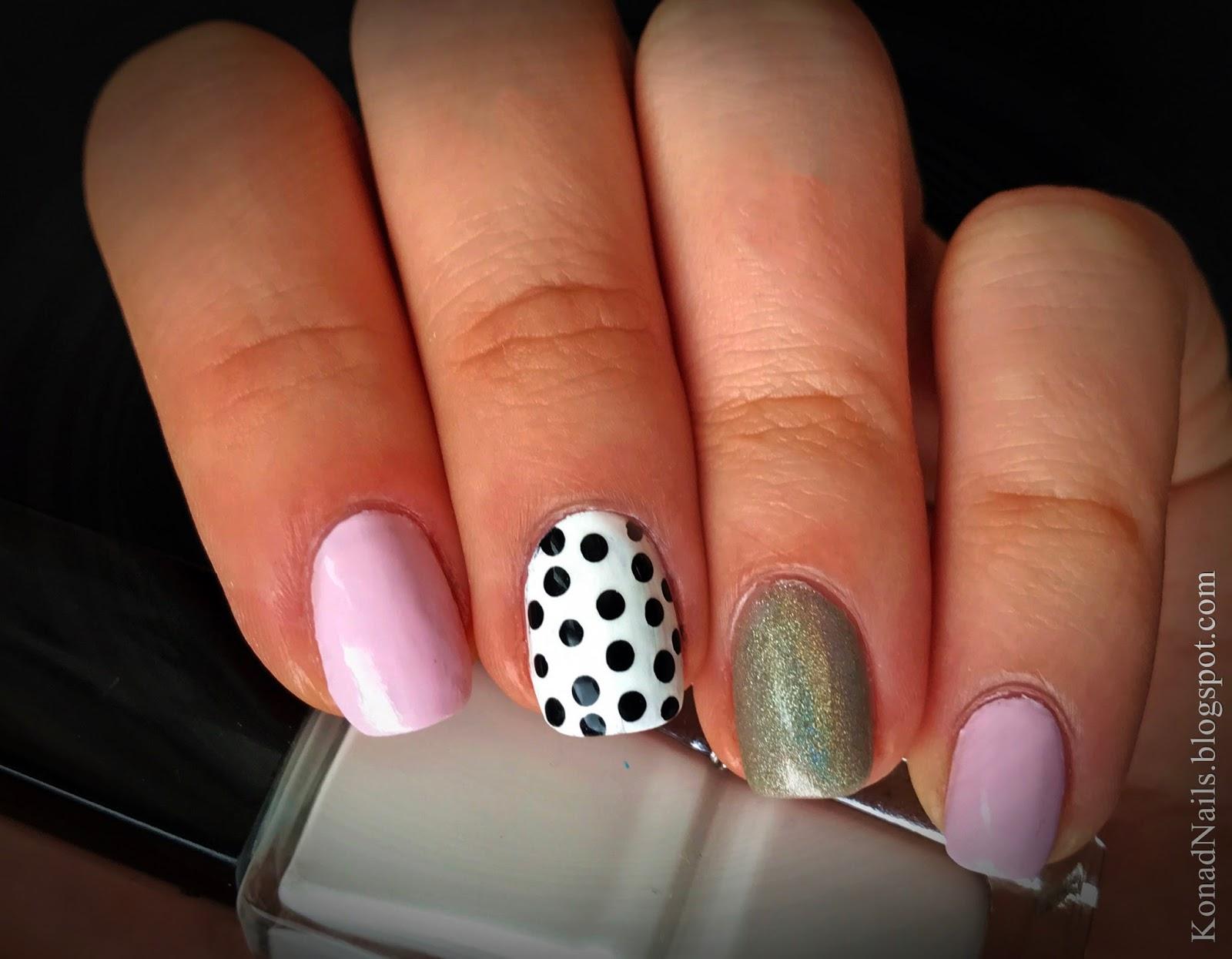Mix & match manicure | Konad Addict | Bloglovin\'