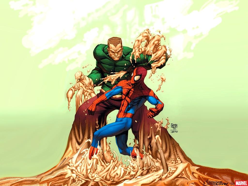 Marvel Universe: Sandman