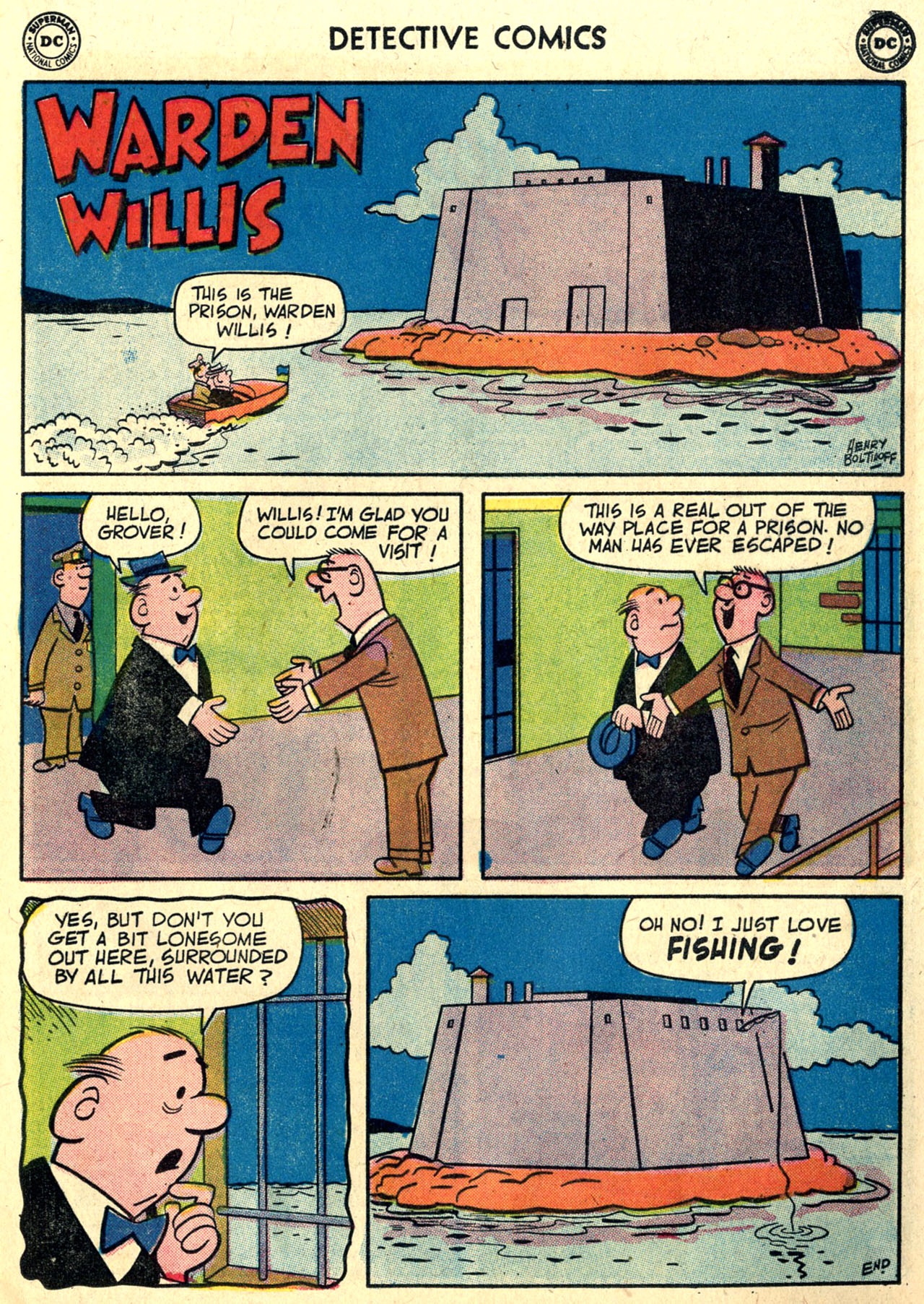 Detective Comics (1937) 266 Page 16